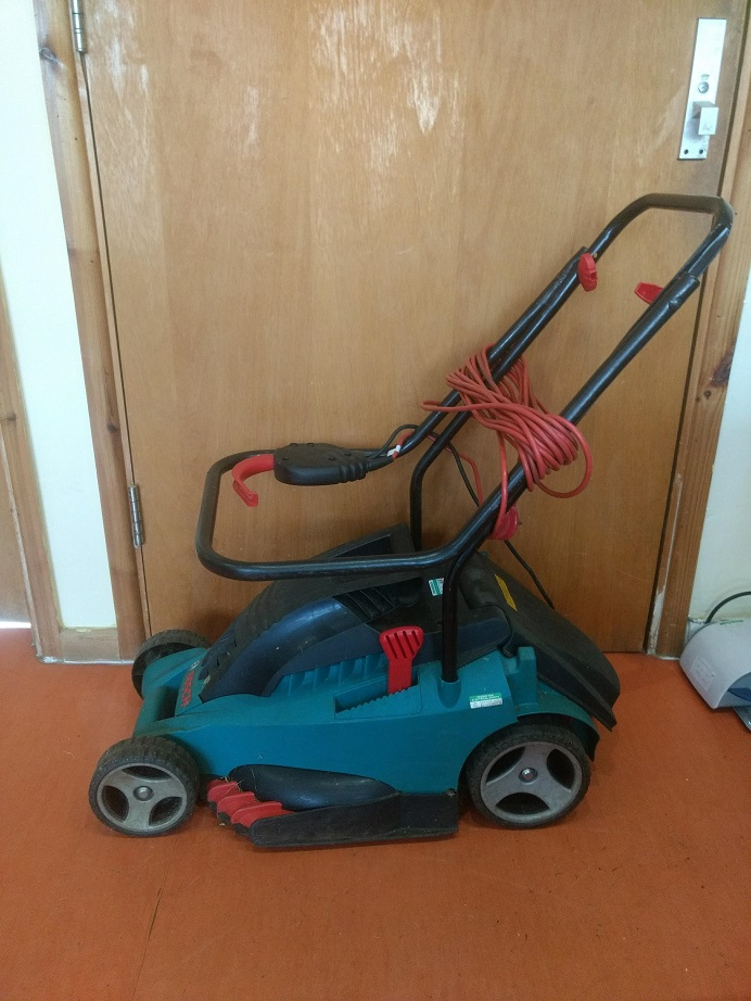 lawn mower (electric)