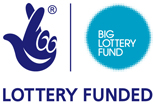 big lottery logo blue