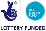 big lottery logo blue